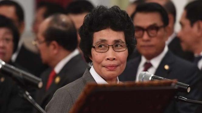 Anggota Dewan Pengawas KPK Albertina Ho