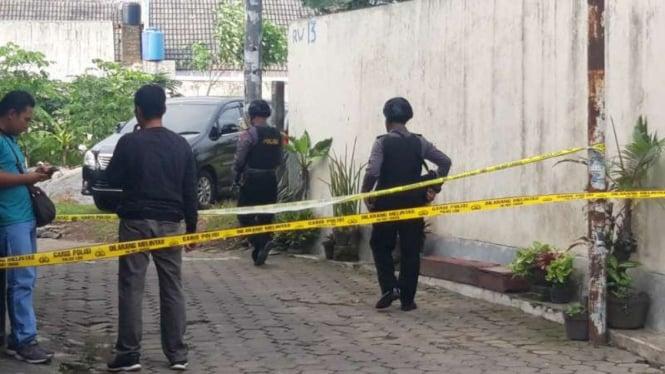 Ilustrasi Densus 88 geledah rumah terduga teroris (foto ilustrasi)