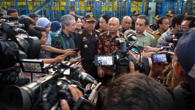 Wakil Ketua Umum KADIN  Bidang Perdagangan Indonesia, Benny Sutrisno