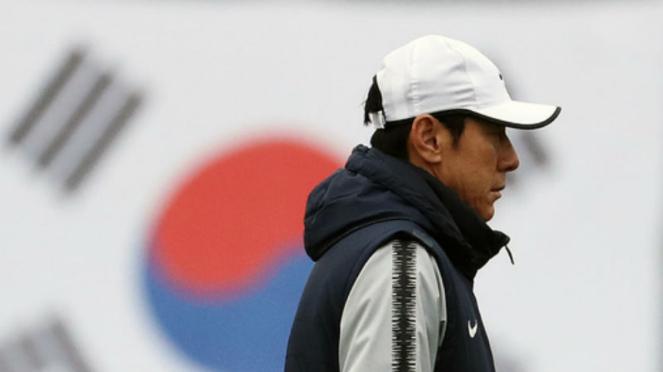 Calon pelatih Timnas Indonesia, Shin Tae Yong