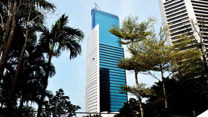 Wisma 46 Kota BNI, Jakarta Pusat