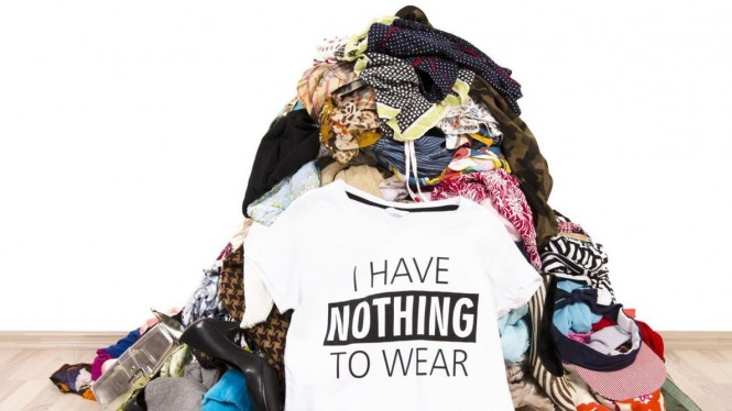 I have nothing to wear, permasalahan yang sering kita alami