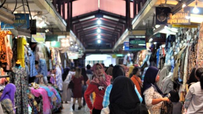 Pasar Beringharjo, Image By IG : @sy.afei