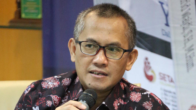 Ketua Komisi Yudisial, Jaja Ahmad Jayus