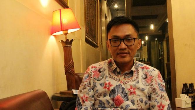 Aminuddin Maruf Staf Khusus Presiden Joko Widodo