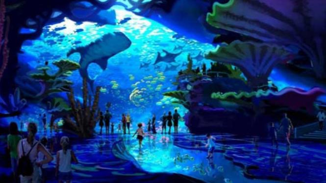 Chimelong Ocean Kingdom , Cina