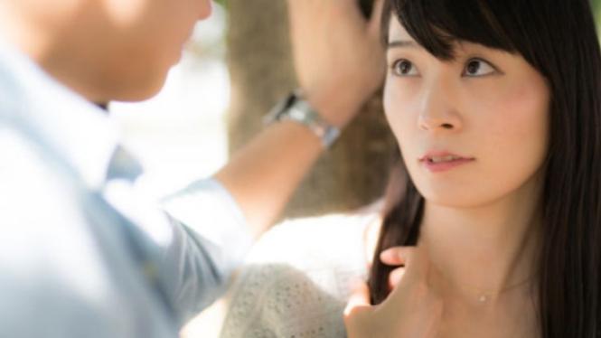 Wanita Jepang.