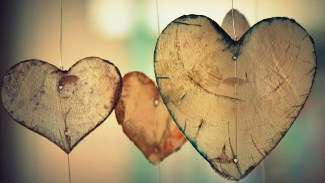 Ilustrasi percintaan.