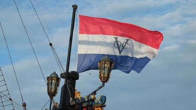Bendera VOC.