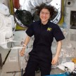 Astronaut NASA Christina Koch.