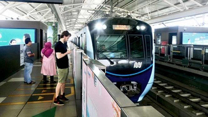 MRT Jakarta (Moda Raya Terpadu Jakarta)