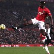 Gelandang Manchester United, Paul Pogba.
