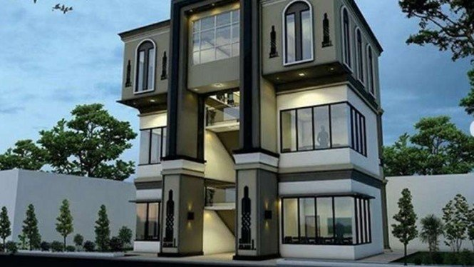 Desain Alwi M. Syahab