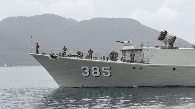 Operasi Siaga Tempur Laut Natuna