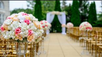 Resepsi Pernikahan Masih Dilarang di PSBB Transisi, Bioskop Kok Boleh?