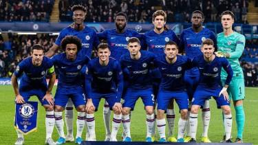 Skuat Chelsea musim 2019/2020