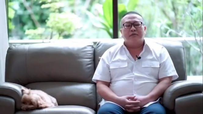 Profil Ketut Masagung, Putra Pendiri Toko Buku Gunung Agung yang Wafat