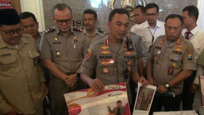 Penipuan Kedok Perumahan Syariah Diungkap Di Surabaya Omzet Miliaran