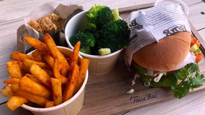 Maknyus! 5 Resto Vegan dan Vegetarian Terbaik di Singapura