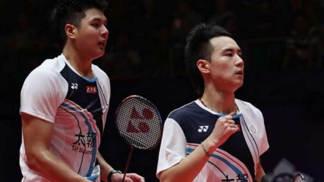 Lu Ching Yao/Yang Po Han.