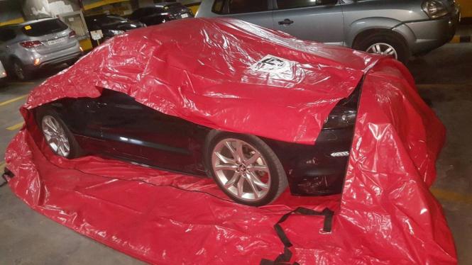 Cover mobil yang bisa melindungi dari banjir