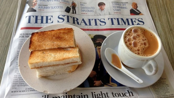 Jajanan Khas Singapura yang Harus di Coba!