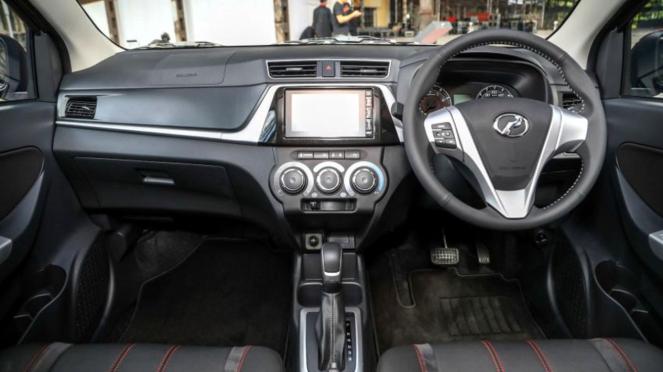 Interior Perodua Bezza 2020