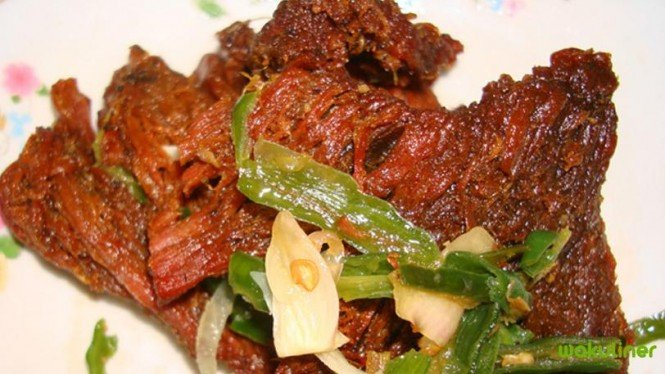Dendeng Kuliner Nusantara