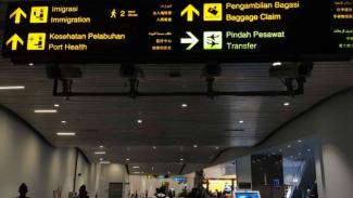 Situasi di Bandara Soekarno-Hatta