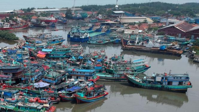 Nelayan Tegal Siap Berangkat ke Natuna