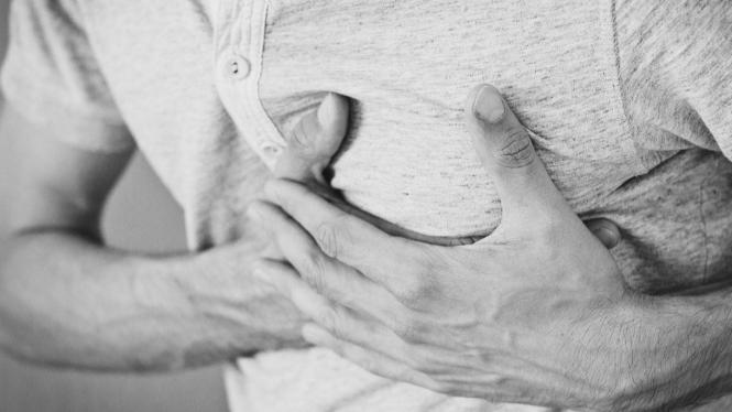 ilustrasi sakit jantung