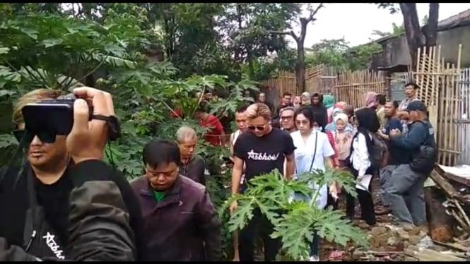 Makam Lina Mantan Istri Sule Dibongkar, Rizky Febian jadi Saksi