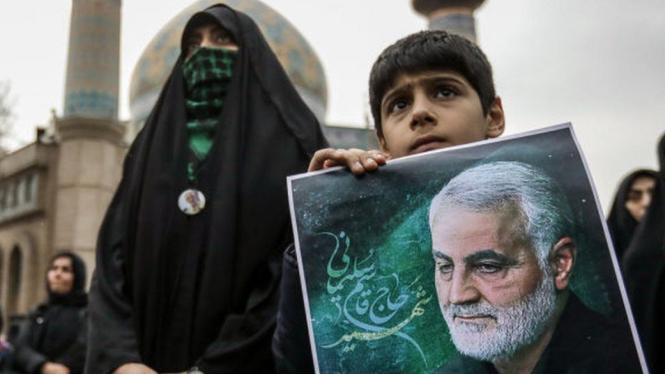 Iran Vs AS, Siapa yang Bakal Bertekuk Lutut?