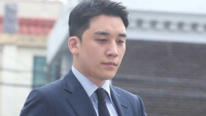 Seungri eks BIGBANG.