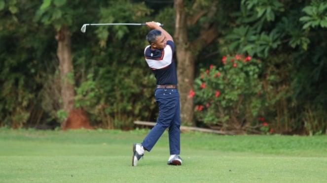 Reza Ihsan Rajasa, Calon Ketua Umum Persatuan Golf Indonesia (PGI) Jakarta Raya