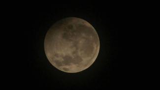Gerhana Bulan Penumbra.