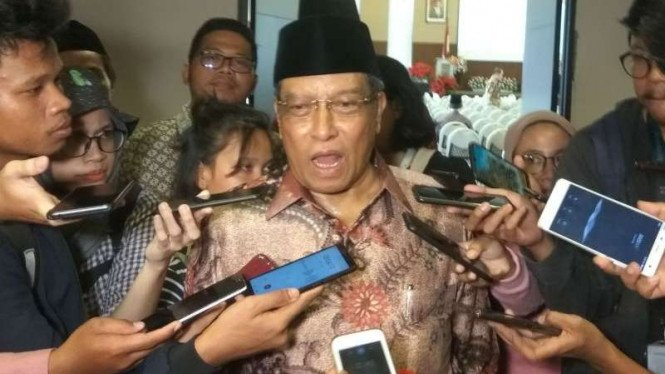 Ketua Umum PBNU, Kiai Haji Said Aqil Siradj