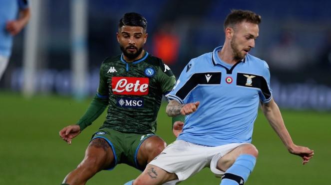 Pertandingan Lazio vs Napoli