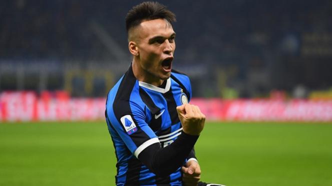 Pemain Inter Milan, Lautaro Martinez