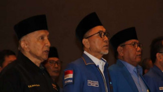 Partai Baru Amien Rais Dinamakan PAN Reformasi, Logonya Mirip PAN