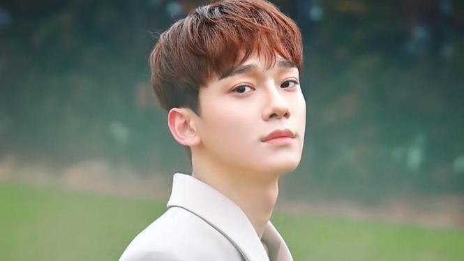 Chen EXO Tiba-tiba Umumkan akan Menikah