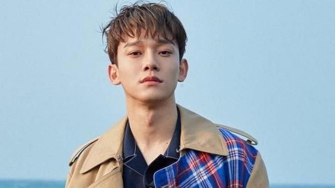 Chen EXO.