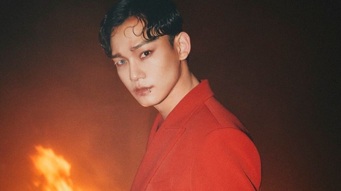 Chen Exo 2018 >> Foto Kamar Pengantin Chen Exo Bocor Di Internet Fans Geram