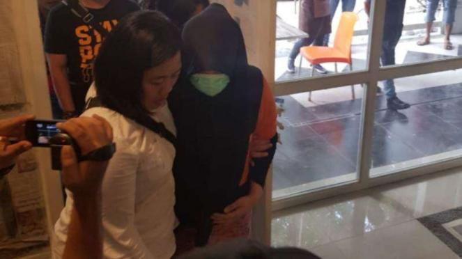 Istri hakim Jamaluddin, Zuraidah Hanum, diduga jadi otak pembunuhan sang suami.