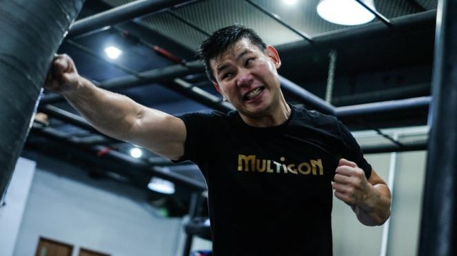 Petarung One Pride, Rudy Gunawan