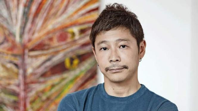 Yusaku Maezawa.