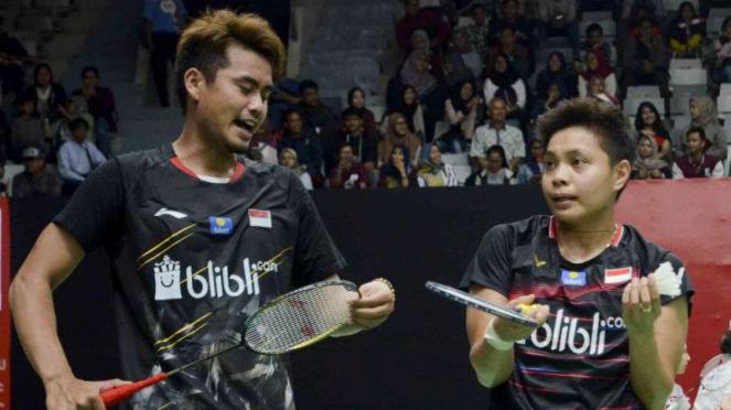 Pasangan ganda campuran Indonesia, Tontowi Ahmad/Apriyani Rahayu