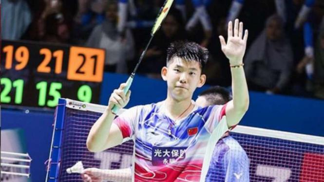 Liu Yuchen.