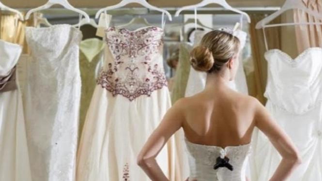Tips memilih gaun