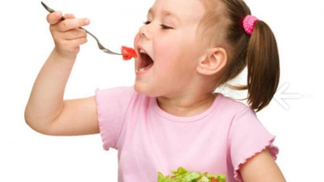 Ini 7 Tips Menambah Nafsu Makan Pada Anak